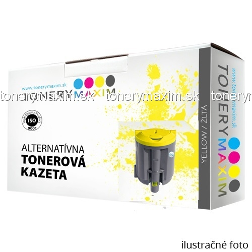 Toner Samsung CLP-Y300A Yellow - alternatívny toner
