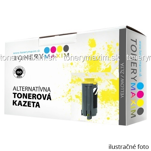 Toner Samsung CLP-Y350A Yellow - alternatívny toner
